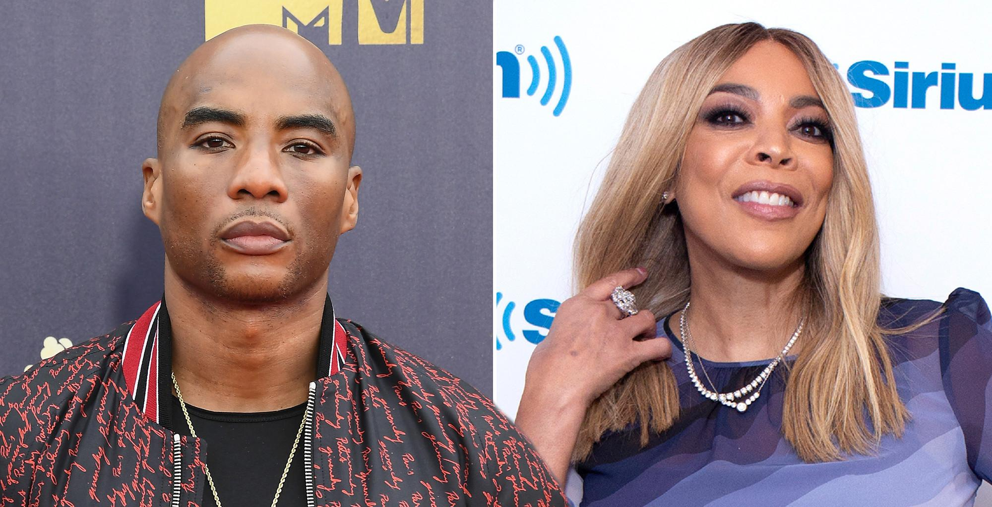 Wendy Williams And Charlamagne Tha God End Their Decade-Long Feud With Sweet Selfie And Message!