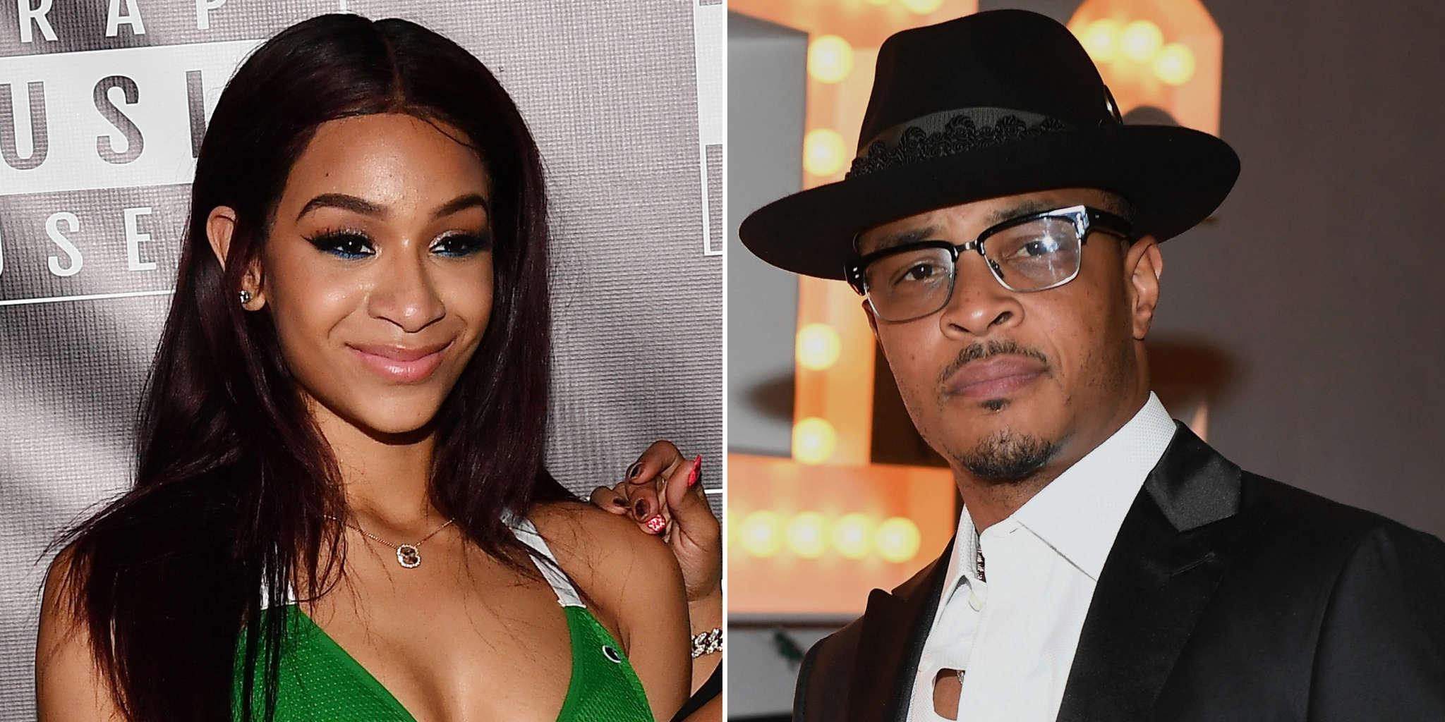 T.I. Says He Was Only 'Joking' About Monitoring Daughter Deyjah's Virginity ... Sort Of!