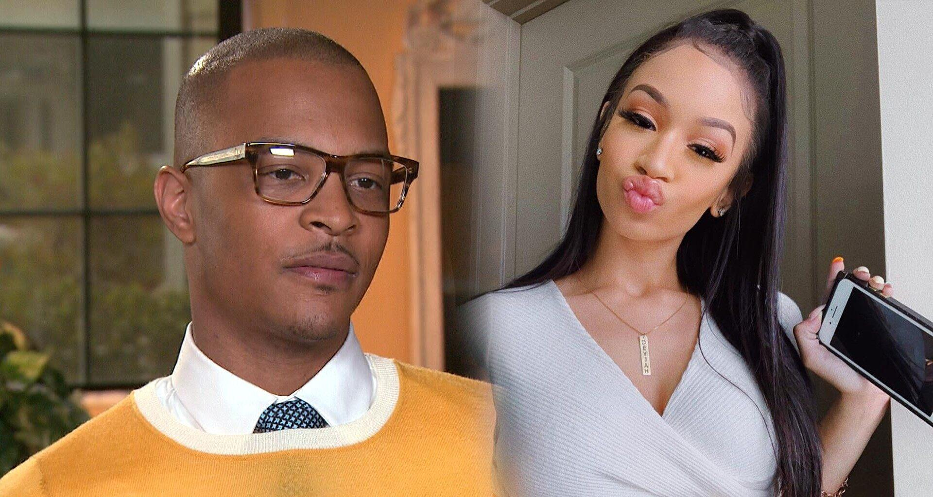 Jeannie Mai Supports T.I. In His Decision To Go With Deyjah Harris At The Gyno