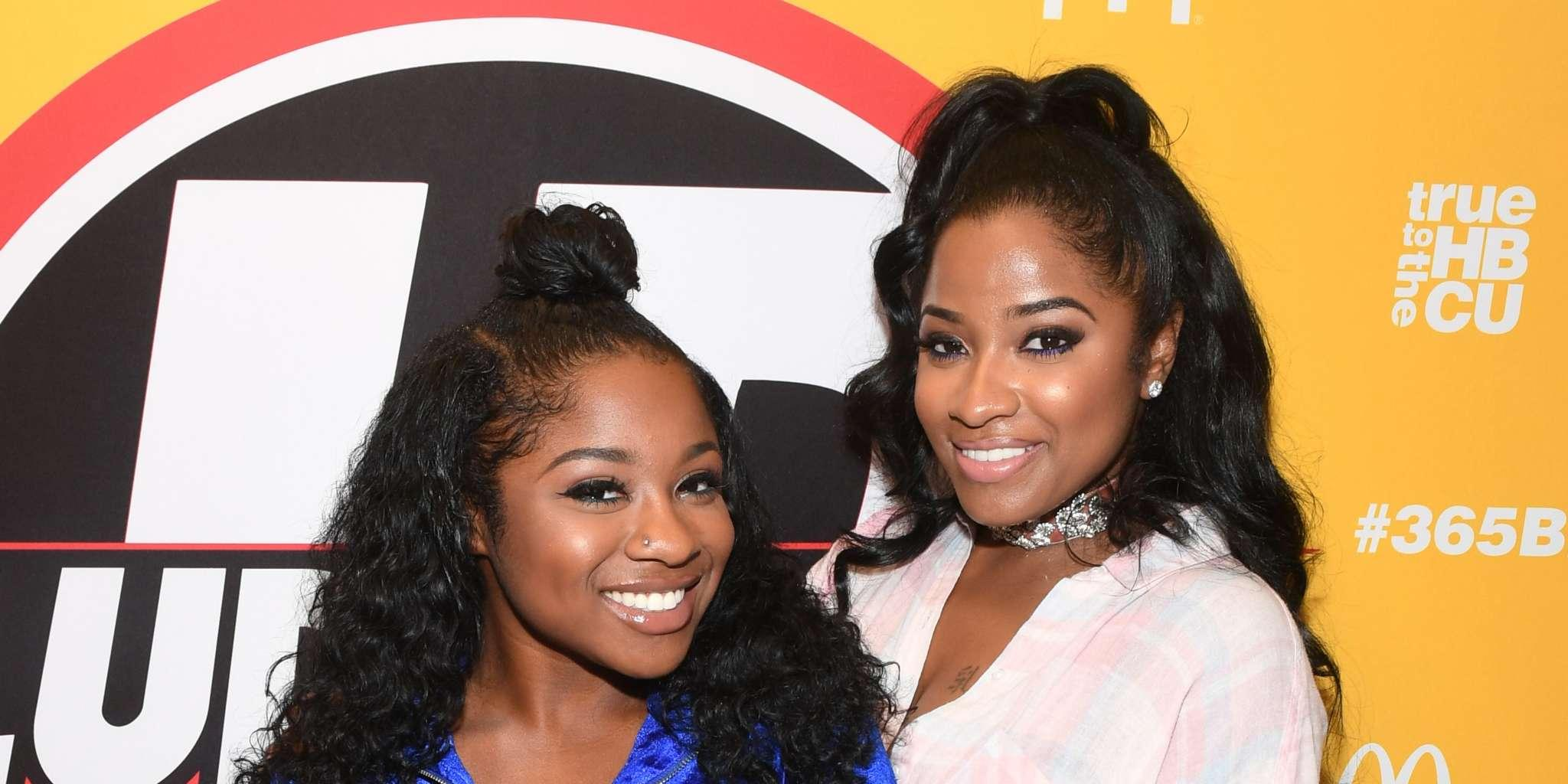 Toya Wright And Reginae Carter Share Their Story In Public With Other Mothers And Daughters - See The Pics & Footage