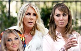 Gina Kirschenheiter Says Vicki Gunvalson And Kelly Dodd Are At War Because They're Too Similar - They're 'The Same Exact Person!'