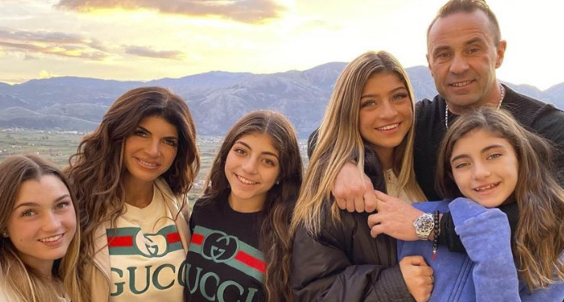 Joe Giudice's 'World Revolves Around' His Four Daughters So He's Yet To Give Up On His Deportation Appeal, Source Says