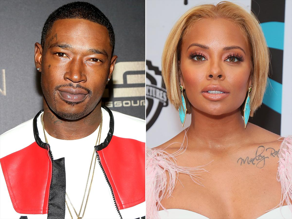 Eva Marcille Says That Ex, Kevin McCall, Praised The Man Who Killed Her Friend