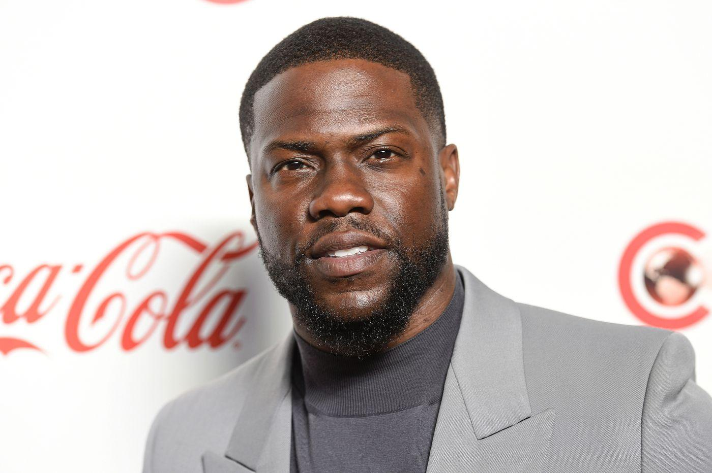 Kevin Hart Announces New Netlfix Documentary After Detailing Just How Much Help He Needed Recovering From Car Crash