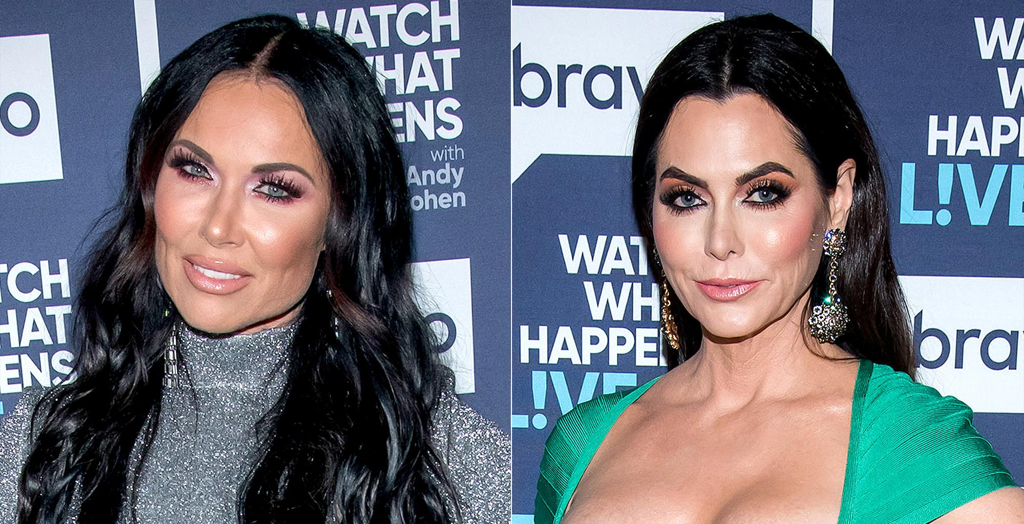 RHOD Leanne Locken Calls Co-Star Kary Brittingham A 'Chirpy Mexican' -- Fans Slam Her For Being Racist And D'andra Simmons Comments