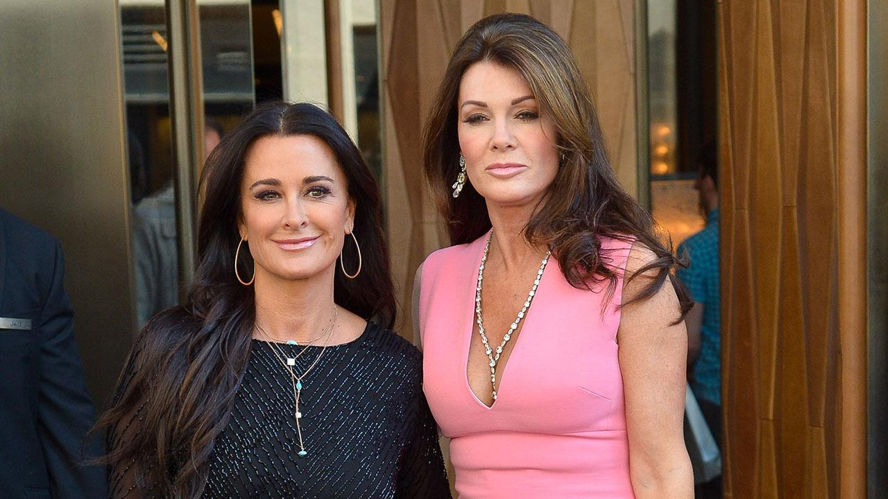 Kyle Richards, Dorit Kemsley And Sutton Stracke Throw Shade At Former RHOBH Co-Star Lisa Vanderpump By Wearing Crowns - Details!