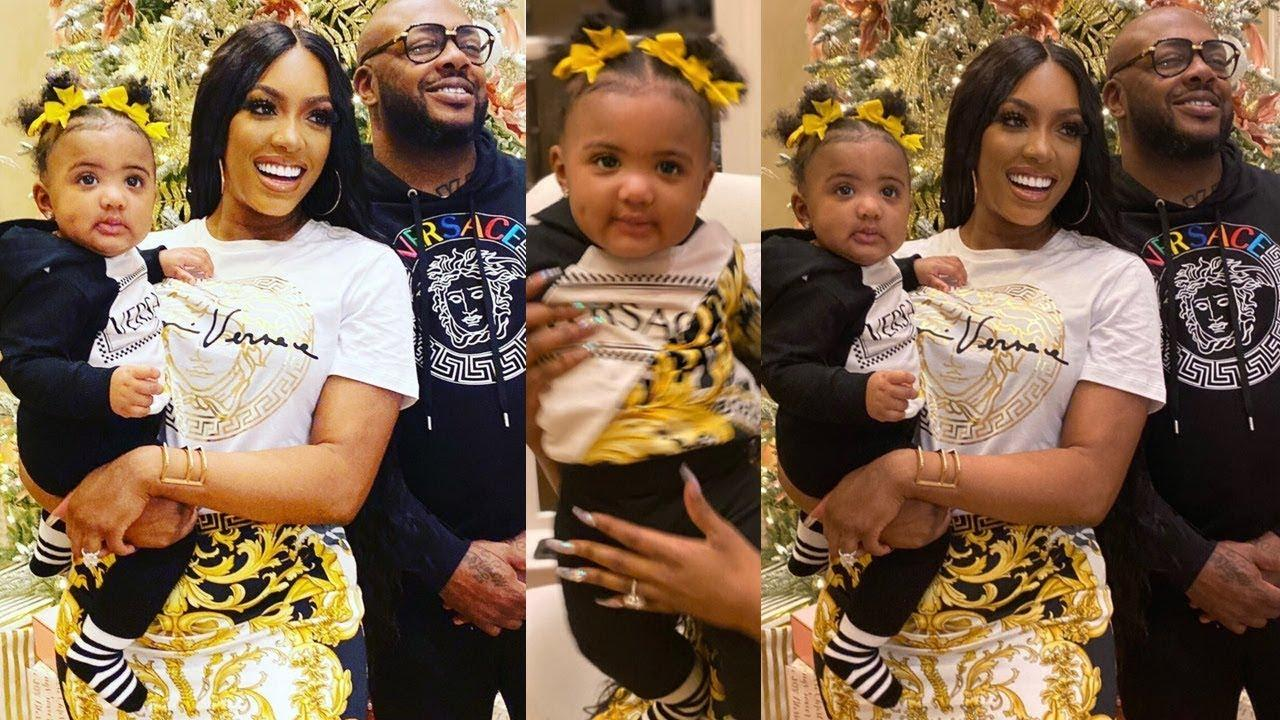 Porsha Williams' Latest Footage With Baby Pilar Jhena Has People Laughing Their Hearts Out