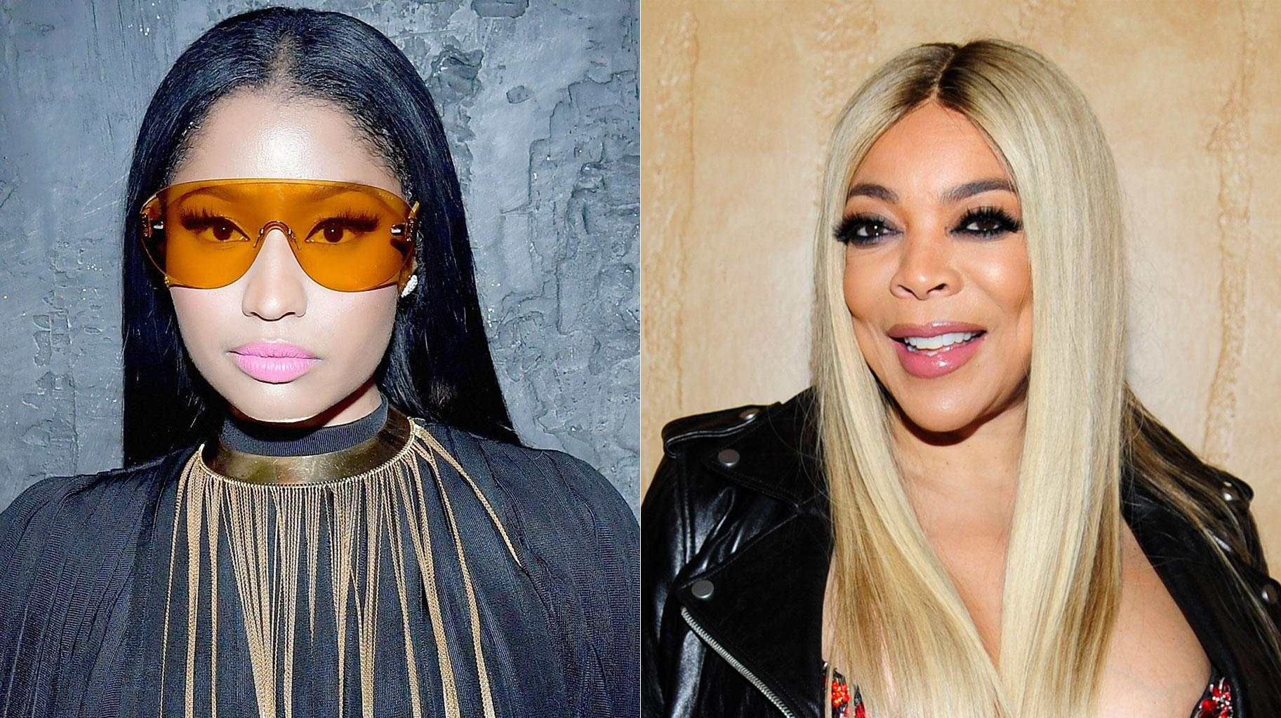 Nicki Minaj Suggests She Has More Shade To Throw At Wendy Williams On Her Queen Radio Show - 'Stay Tuned!'