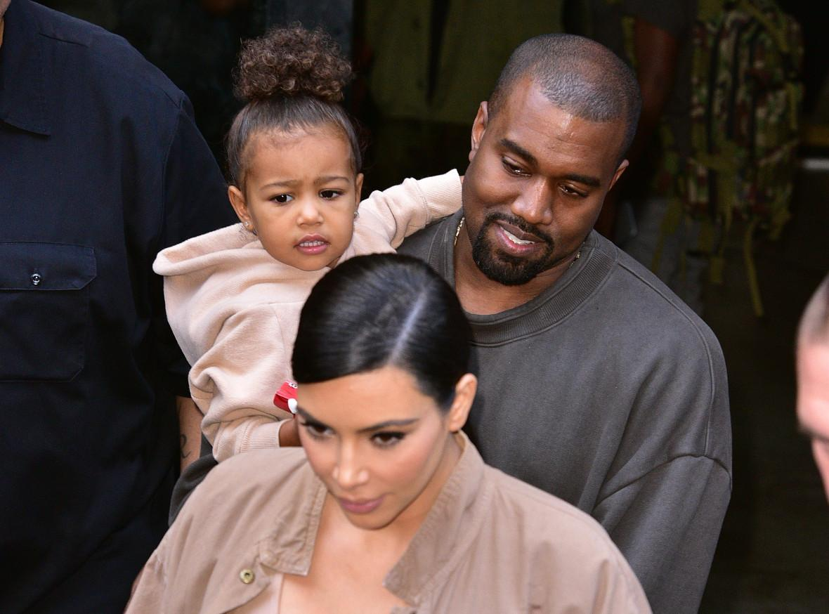 KUWK: Kim Kardashian Says She Had A 'Big Fight' With Hubby Kanye West About Daughter North Wearing Makeup - Has He Changed Her Mind?