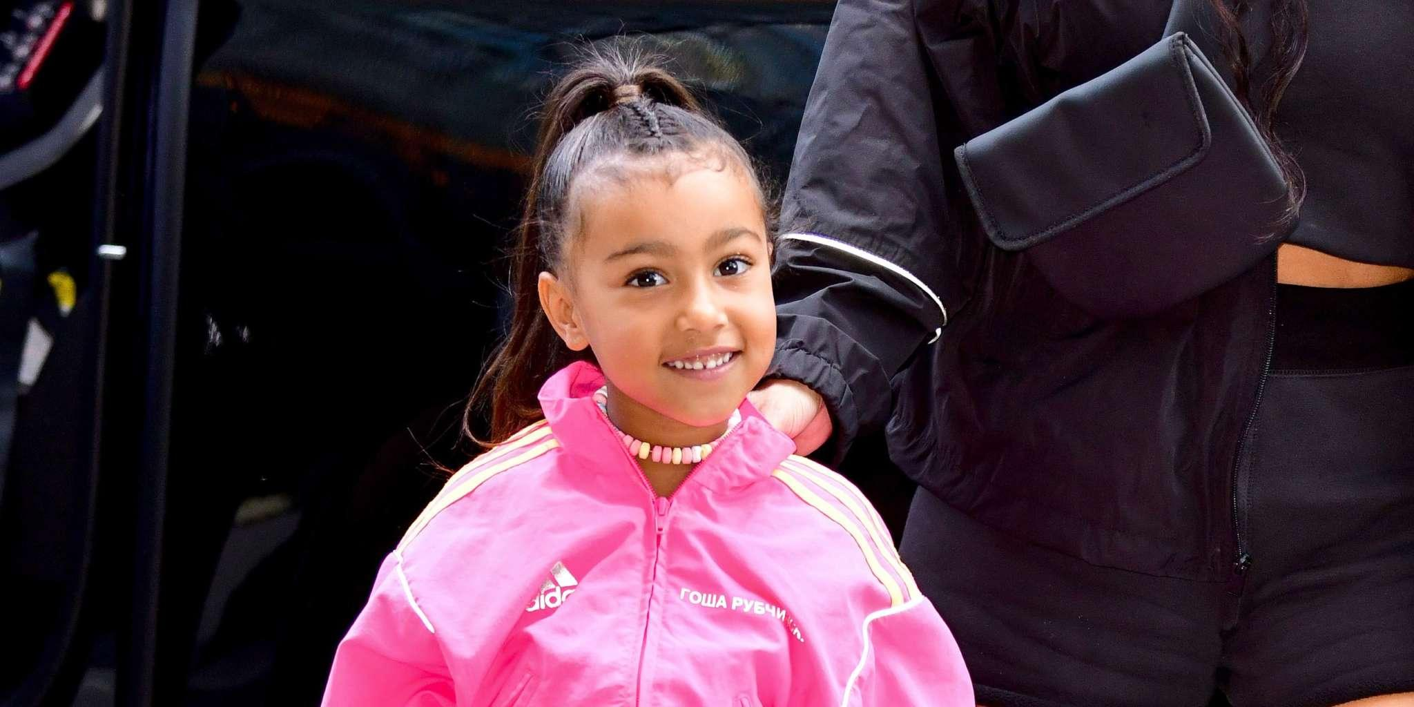 KUWK: North West Rocks Septum Ring At Sunday Service - Check Out The Pic!