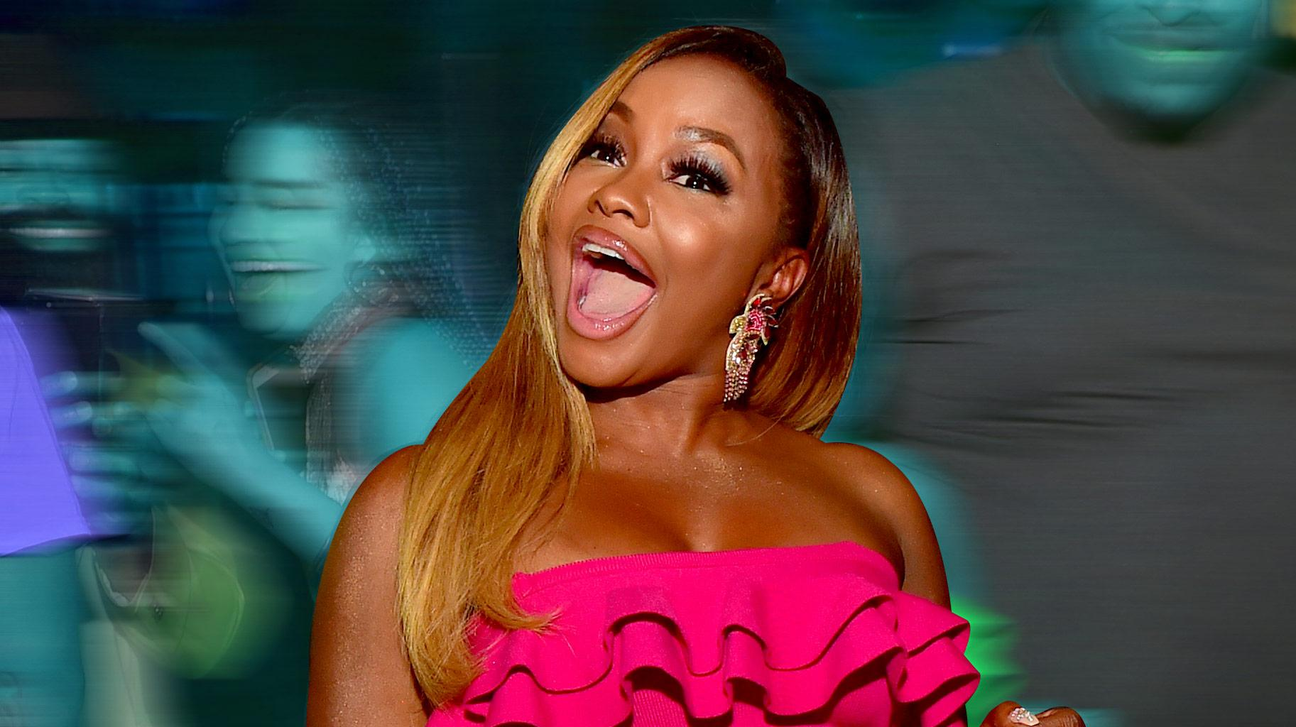 Phaedra Parks Shares Her Secret For Working Out Properly