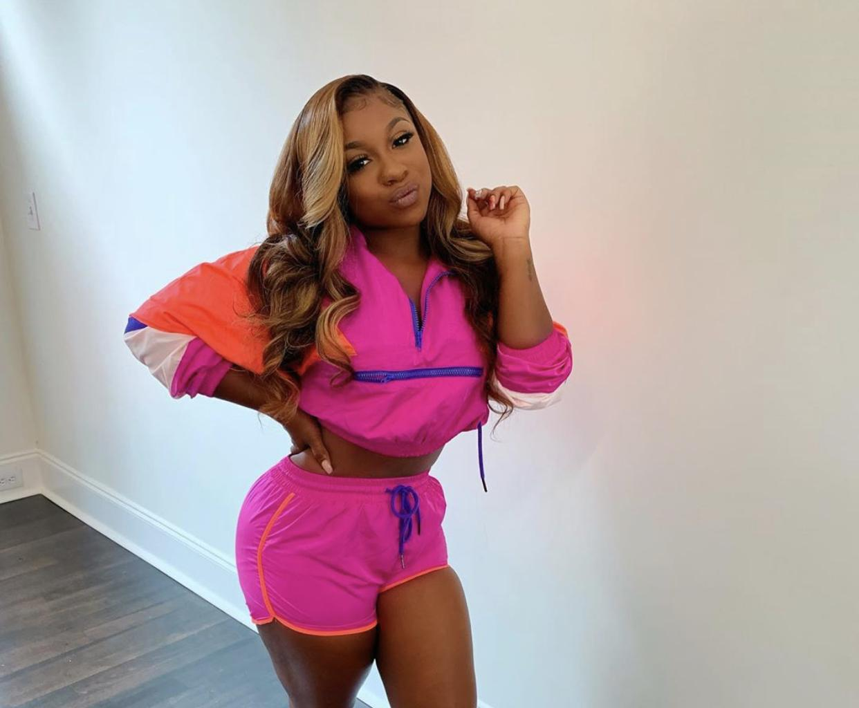Reginae Carter's Latest Message Has Fans Saying She's Hinting At YFN Lucci