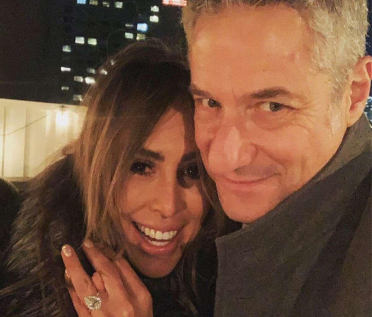 Kelly Dodd And Her Boyfriend Of 3 Months Are Engaged - Check Out The Massive Ring!