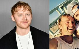 Rupert Grint Says There Was 'A Spark' Between Emma Watson And Tom Felton While Filming The Harry Potter Movies!