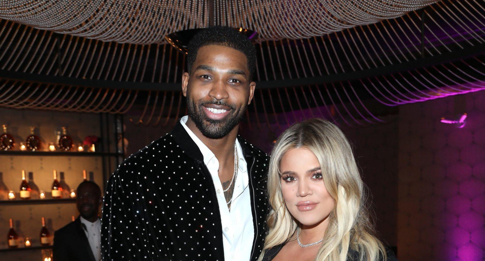 KUWK: Tristan Thompson Not Giving Up On Khloe Kardashian Because He Believes She's 'Worth All The Effort' Of Winning Her Back!