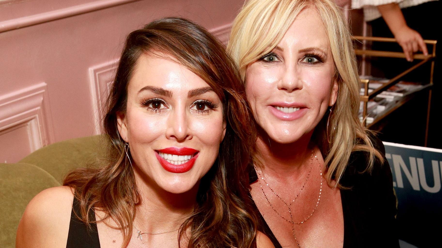 Kelly Dodd And Vicki Gunvalson Hug At The RHOC Reunion Taping, Insider Reveals - The Enemies Shocked Everyone On Set!