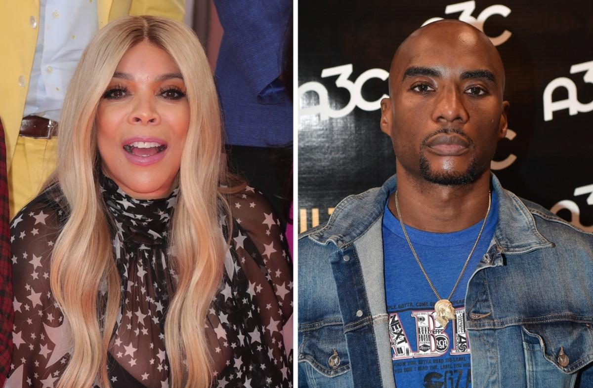 Wendy Williams And Charlamagne's Photo Together Has People Laughing - Here's Why