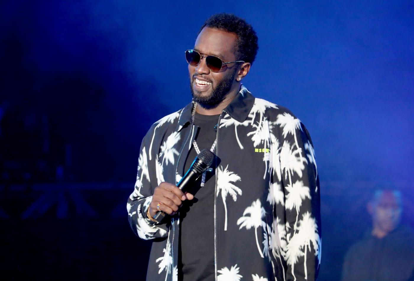 Diddy Makes Fans Laugh With This Recent Message He Shared On Social Media