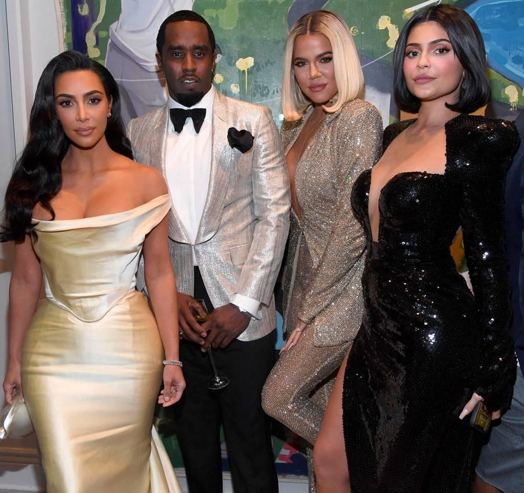 Diddy Shares More Pics From His Fabulous Birthday Party: See Cardi B, Snoop Dogg, The Kardashians, And More Celebrities