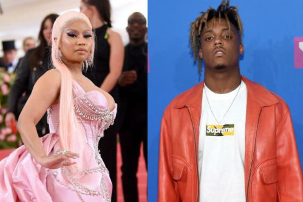Nicki Minaj Makes Fans Cry After She Honors Juice WRLD On Stage - Haters Body Shame Her For Excessive Weight
