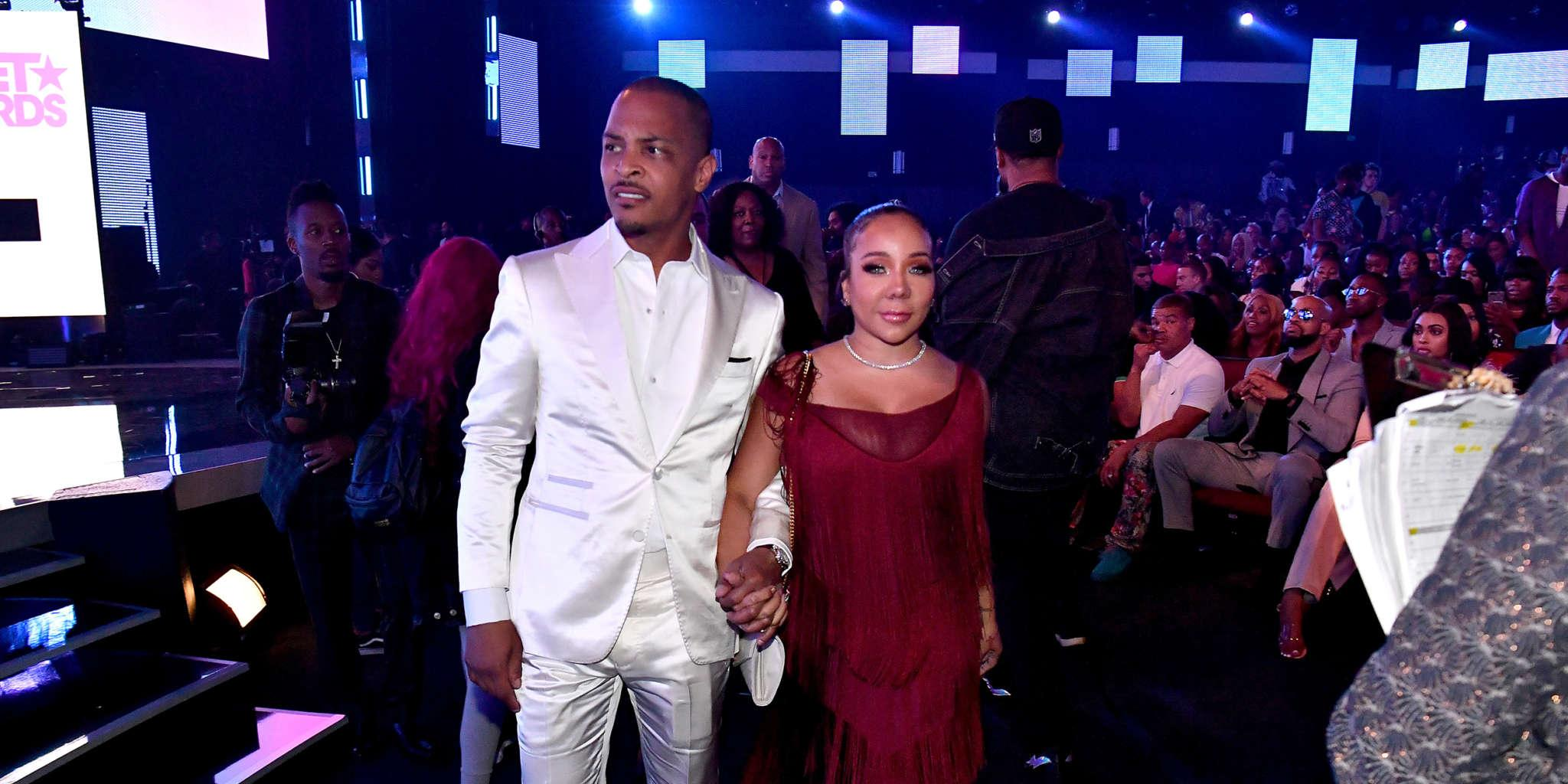 T.I.'s Fans Are Gushing Over His Marriage To Tiny Harris: 'You're The Power Couple!'
