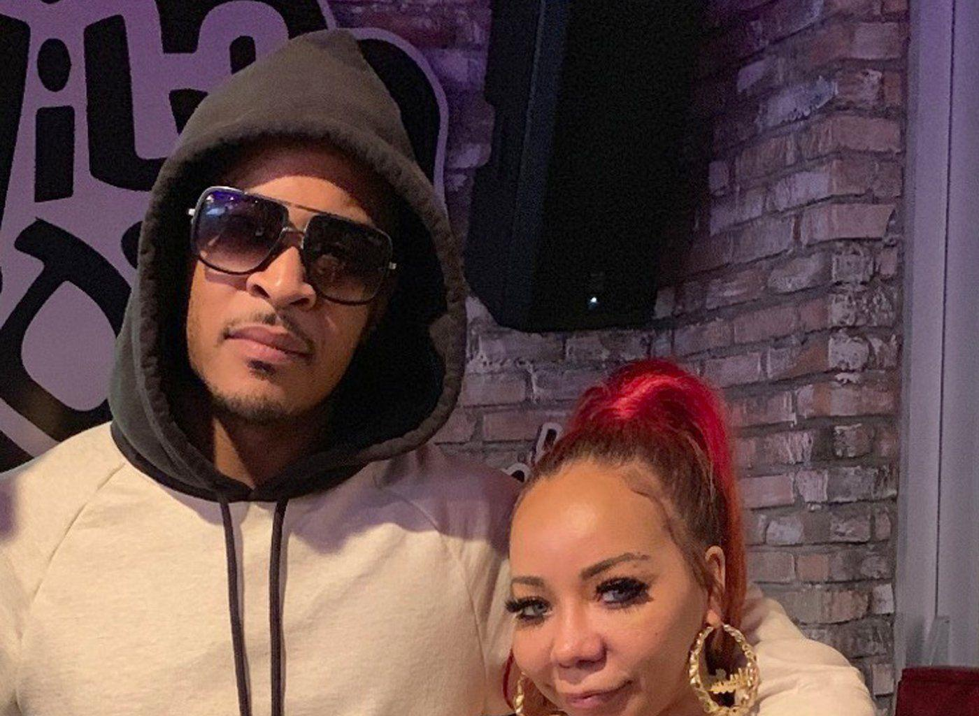 Tiny Harris Shares Gorgeous Holidays Photos With The Entire Family And Tells Fans That T.I. Was Santa Claus For The Whole Night