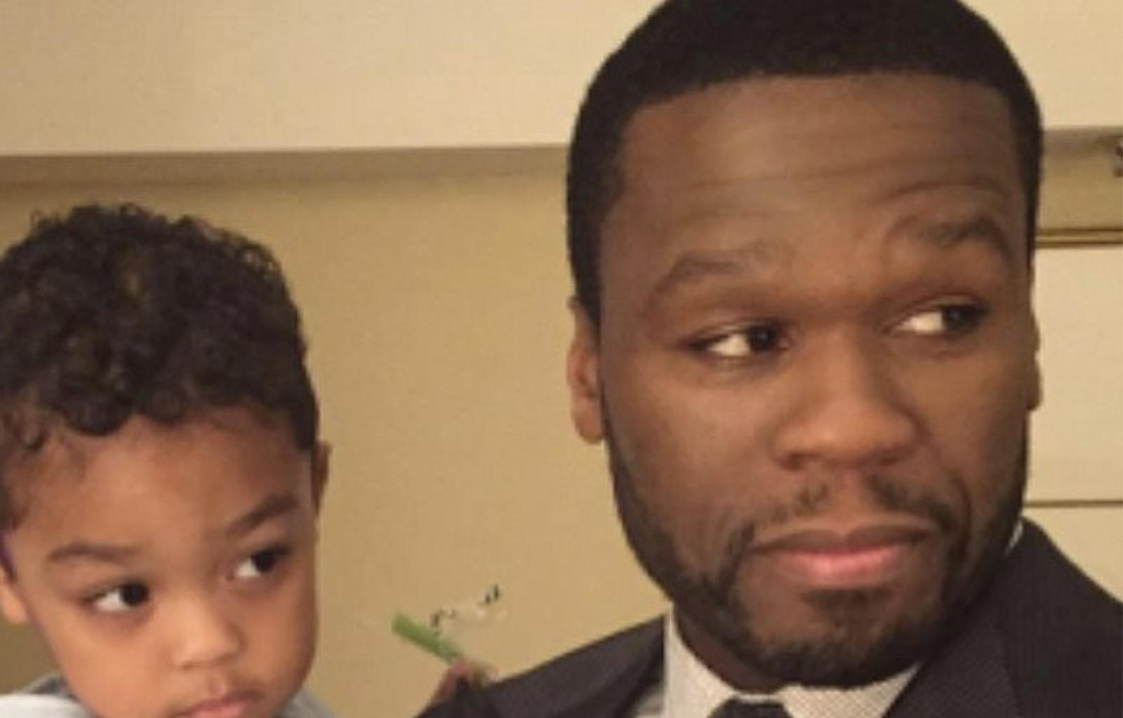50 Cent Rents Out One Of The Only Two Reopened Toys 'R' Us Stores For His Son!