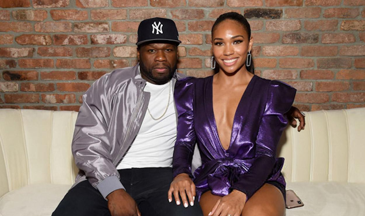 50 Cent Slams Fan Who Asks His Boo, Cuban Link To Dinner - See His Comment