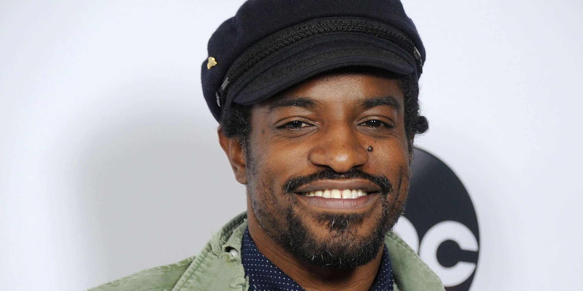 Andre 3000 Has Lost The Confidence To Make New Music -- The Internet Reminds Him That He Is A Legend