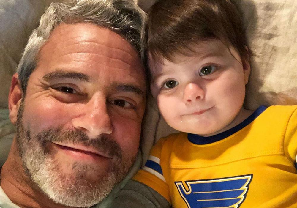 WWHL - Andy Cohen Is 'Enraged' After President Trump Nominates Anti-Surrogacy Advocate For Federal Judgeship
