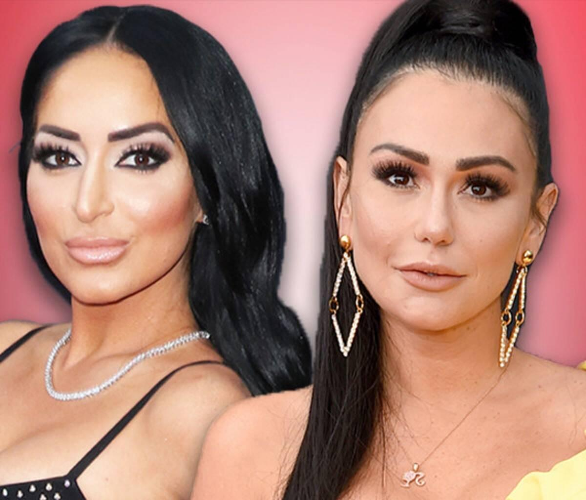 JWoww Doesn't Regret What Happened At Angelina Pivarnick's Wedding -- She Can't Wait Until The Footage Airs