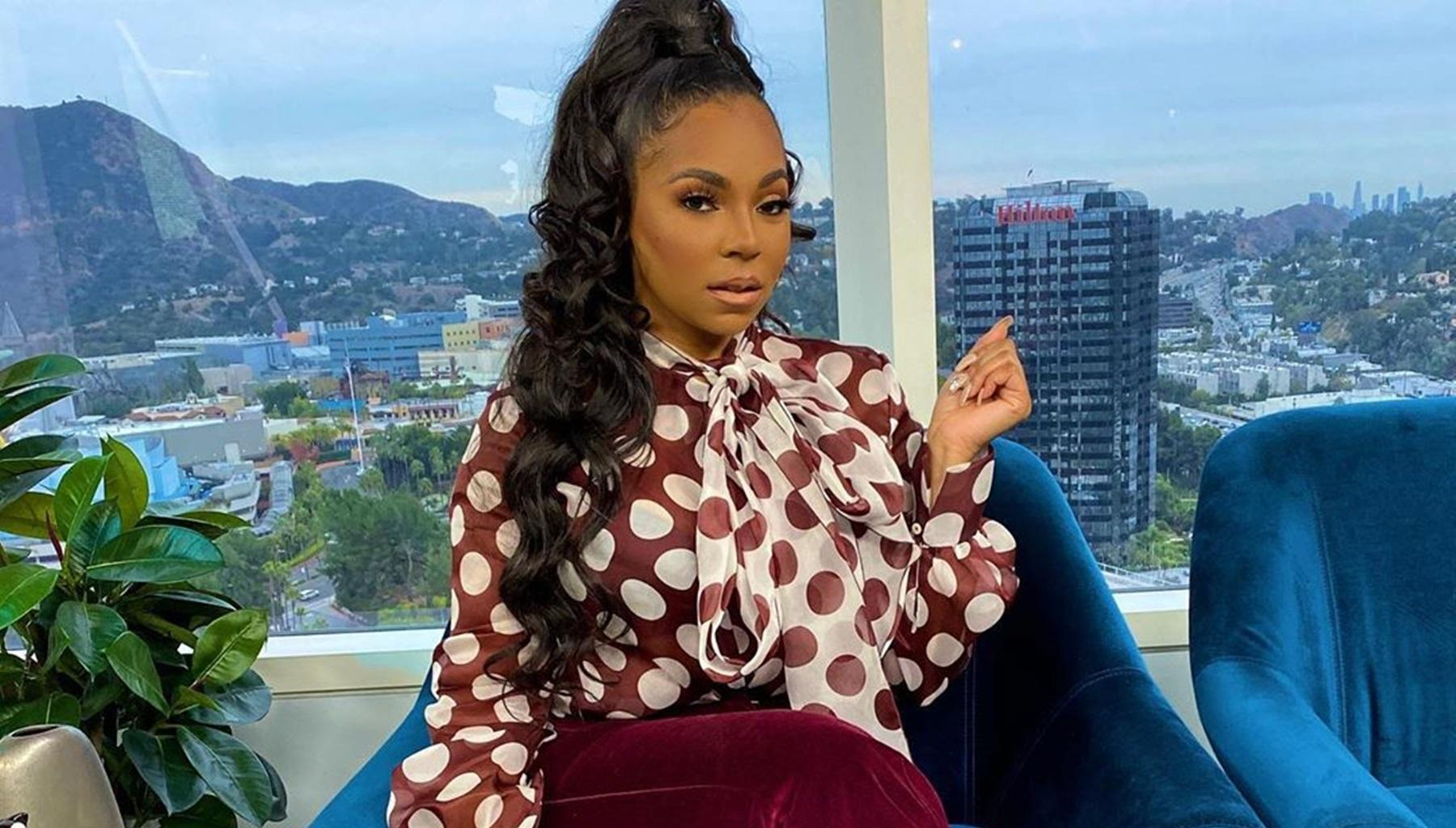 Ashanti Brings The Heat This Winter By Flaunting Her Killer Abs In New Photos -- But Some Fans Are Still Mad For This Reason