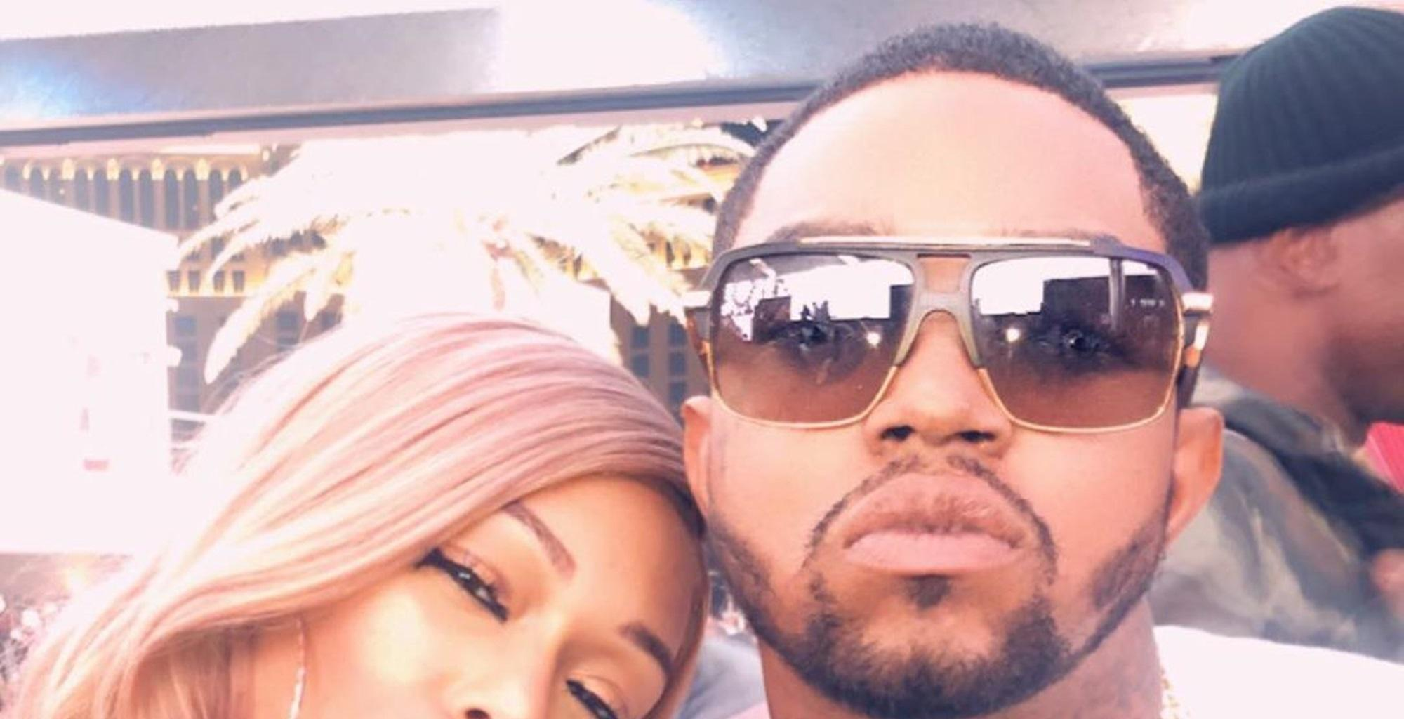 Lil Scrappy Shares Adorable Family Photos With Wife Bambi Benson And His Two Children, Emani And Breland Richardson -- Momma Dee Reacts With Praises For Her Daughter-In-Law