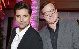Bob Saget Sings The Praises Of First-Time Dad John Stamos, Says 'He's Amazing To Watch'