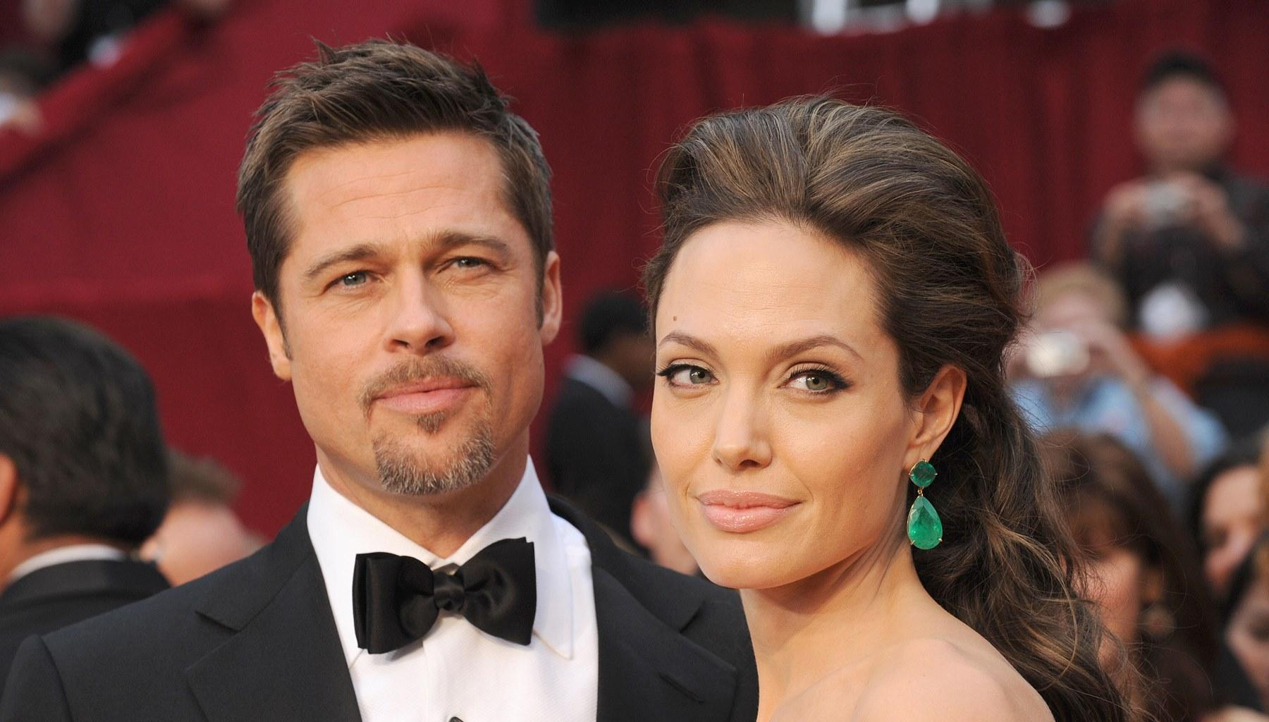 Angelina Jolie Is Giving Brad Pitt The Desire Of His Heart For Christmas As He Connects With Jennifer Aniston On A New Level