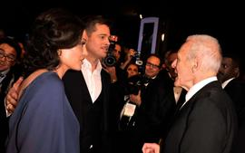 Brad Pitt And Anthony Hopkins Reflect On Their Struggles With Alcohol