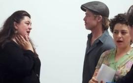 Brad Pitt And Alia Shawkat Are Highly Compatible, Astrologically Speaking
