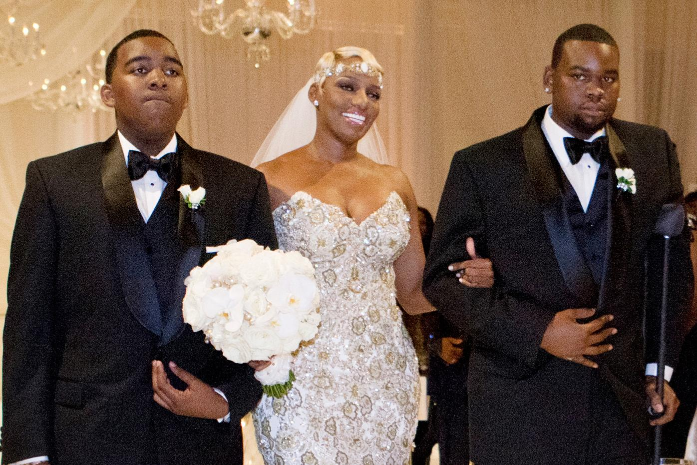 Nene Leakes Buys A House For Her Troubled Son And His Baby's Mother Have A Lot To Say About It