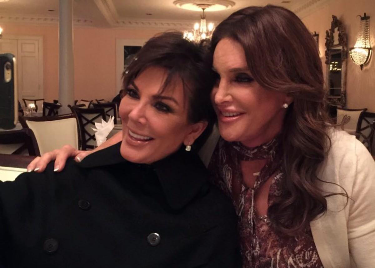 Kris Jenner Doesn't Like Kylie And Kendall Calling Caitlyn Jenenr Mom, Report