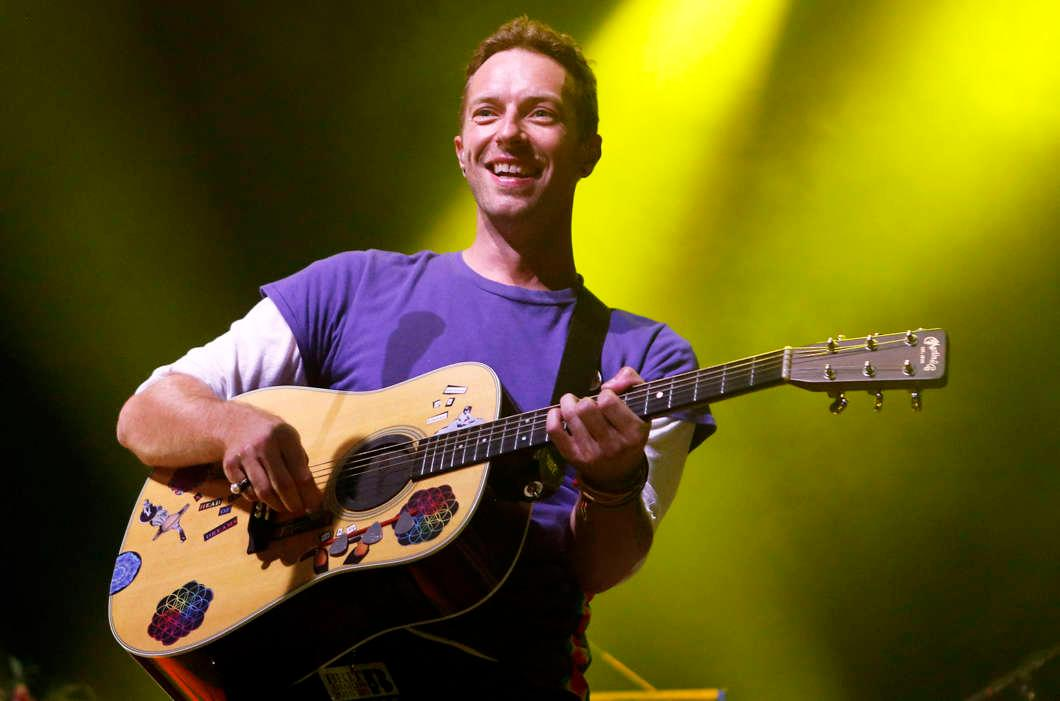 Chris Martin Dishes On What It Was Like To Struggle With 'Homophobic' Feelings Toward Himself