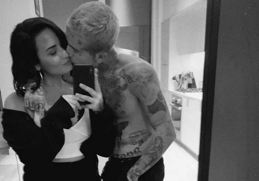 Demi Lovato Confirms Her Split From Austin Wilson After One Month Of Dating