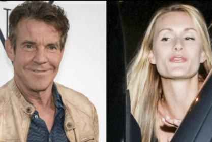 Dennis Quaid Defends Nearly 40 Year Age Gap With Fiancé Laura Savoie