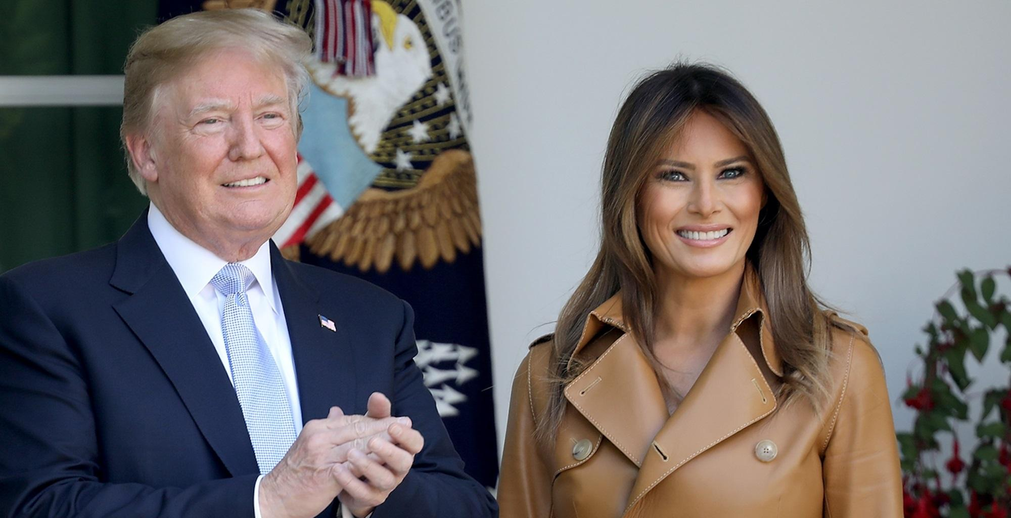 Melania Trump Joins The Donald On The Teen Bashing Train Of Greta Thunberg After Getting Angry Because A Professor Mentioned Her Son, Barron
