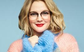 Drew Barrymore Talks Aging Naturally, Gracefully, And Beautifully With Flower Power