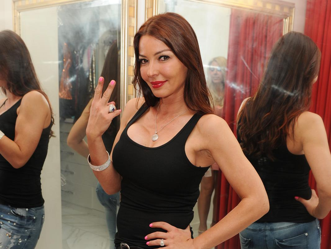 Drita D'Avanzo And Her Husband's Home Raided By Police For Guns And Drugs