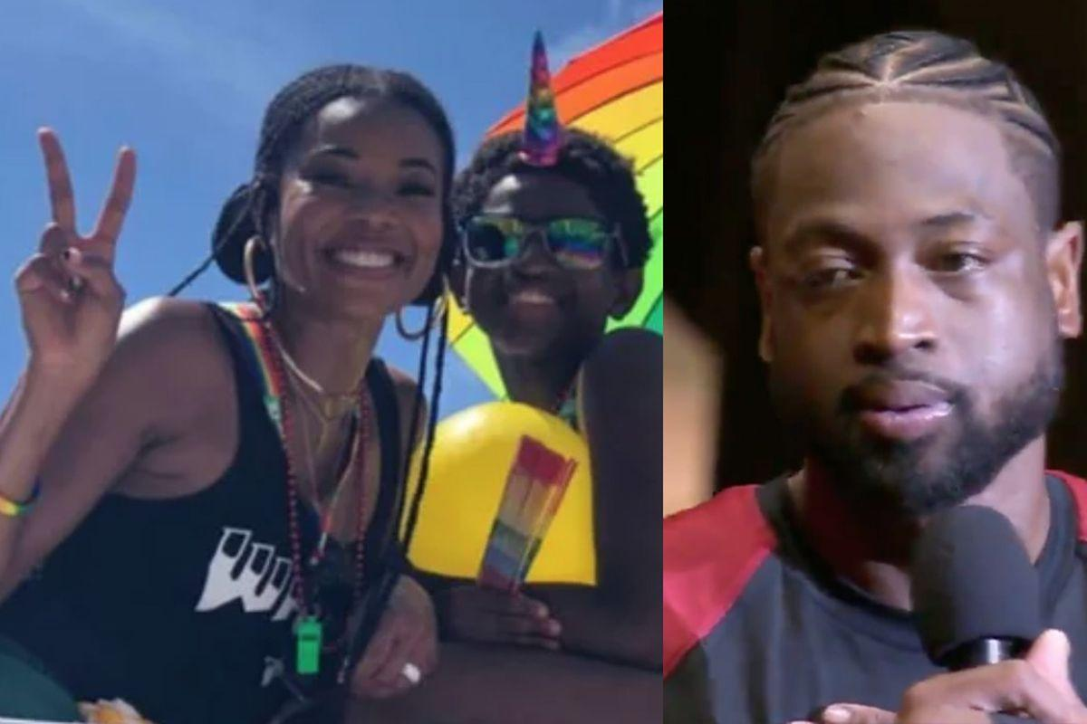 Dwyane Wade Opens Up About His Son Transitioning Into A Girl