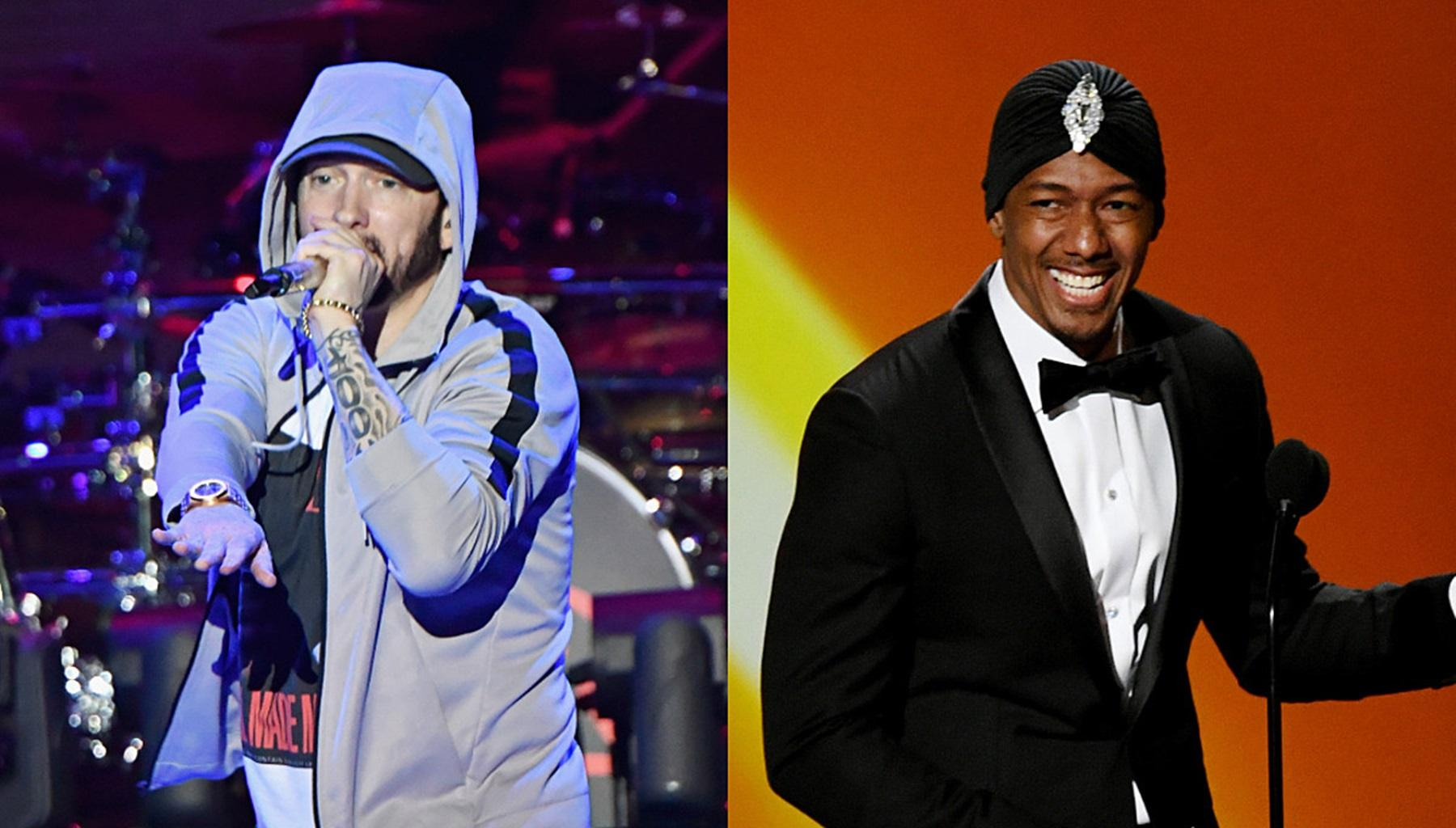 Nick Cannon's Deep Love For Mariah Carey Will Push Him To Keep Fighting With Eminem