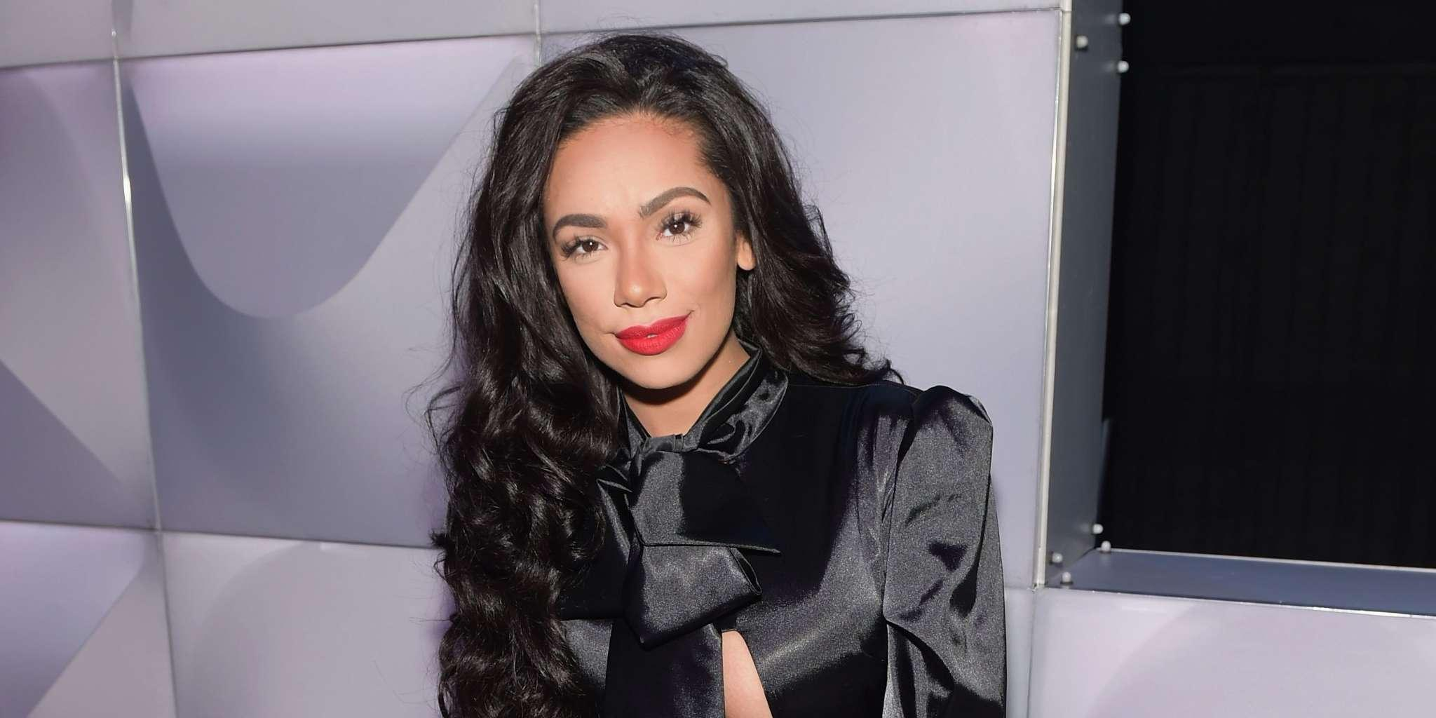 Erica Mena Shows Off Her Pregnancy Glow Ahead Of New Year's Eve