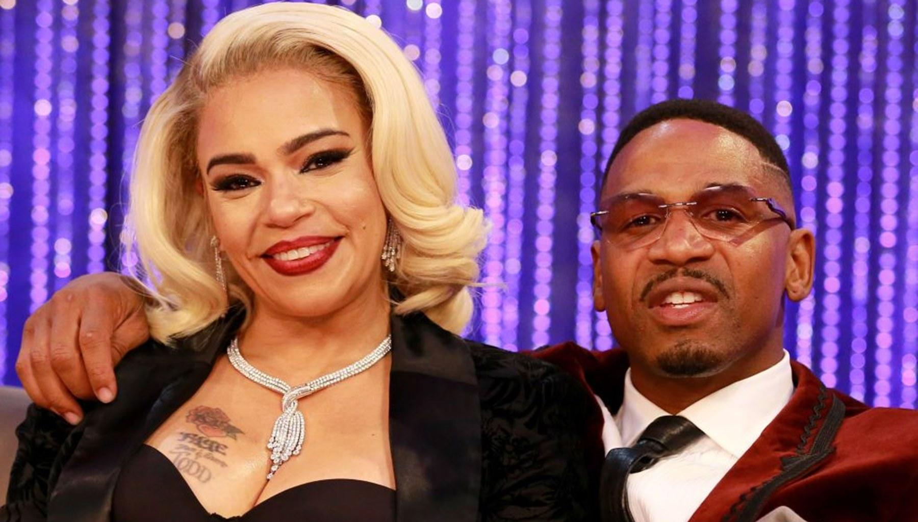 Faith Evans Is Cheating On Stevie J, According To A Hacker -- Joseline Hernandez's Baby Daddy Breaks His Silence On The Wild Accusations With Stunning Photo