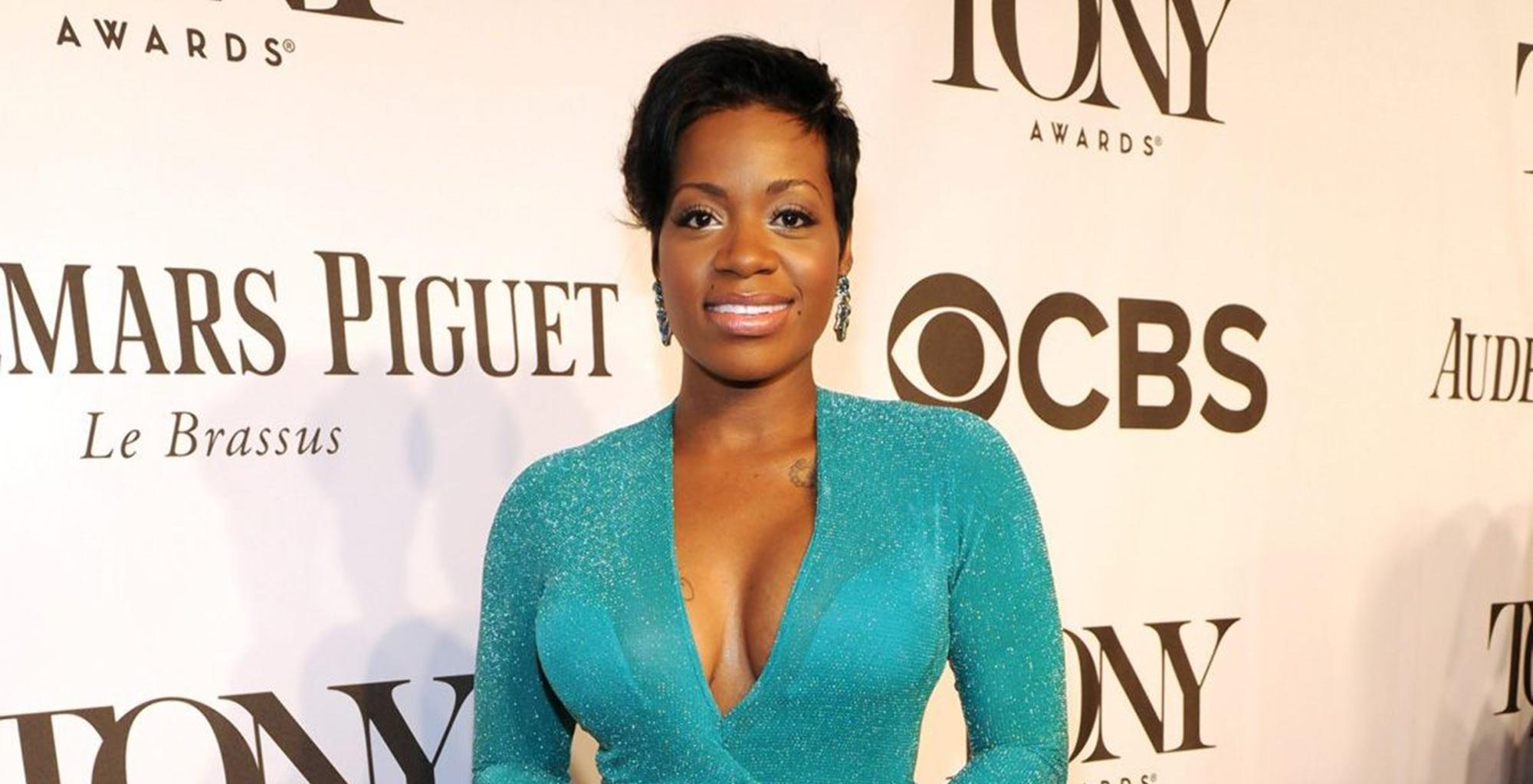 Fantasia Barrino Shows Off Her Massive Christmas Tree While Wearing Lingerie In New Video